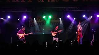 "Keller & The Keels ""Freeker By The Speaker-Uncle Disney"" 10.12.19 Suwannee Roots Revival"