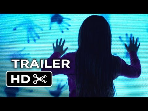 Poltergeist Official Trailer #1 (2015) - Sam Rockwell, Rosemarie DeWitt Movie HD