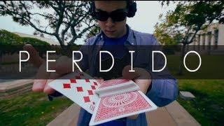 PERDIDO // cardistry x magic // Zach Mueller