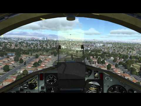 DCS 2.0 Hawk Nevada Free Flight