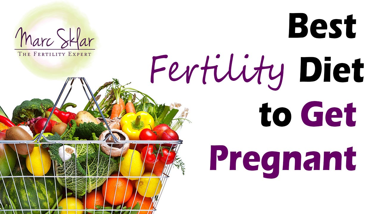 Best Foods To Eat Before Getting Pregnant