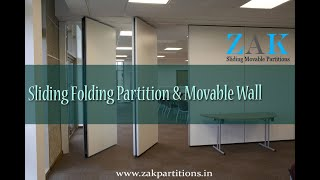 Sliding Folding Partition By Envirotech Systems Pvt Ltd