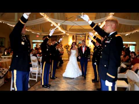 Military Wedding at Vecoma!