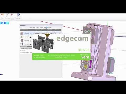 Edgecam 2018 R2