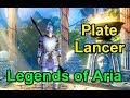 Plate Lancer Adventure - Legends of Aria