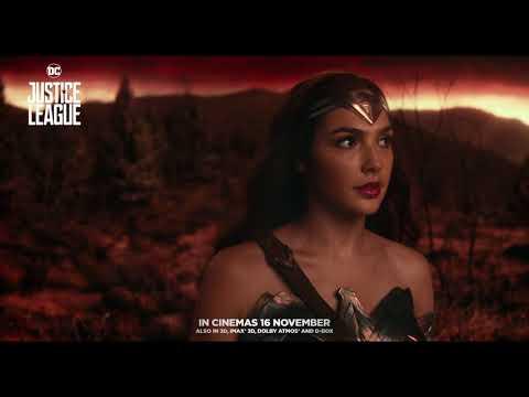 Justice League [30s Trailer 2]