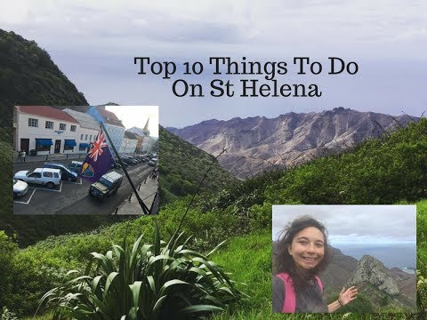 Top 10 Things to do on St Helena Island