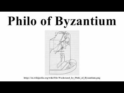 Philo of Byzantium