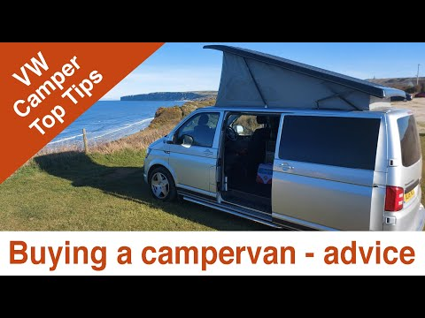 Campervans For Sale Advice | Tips On Buying Any Used Or New VW Camper For Sale