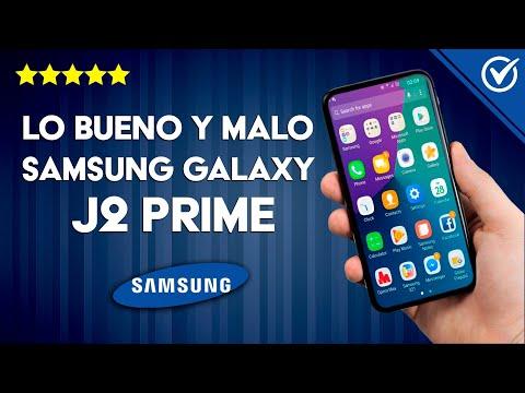 Samsung Galaxy J2 Prime - Lo Bueno y lo Malo (Ventajas y Desventajas)