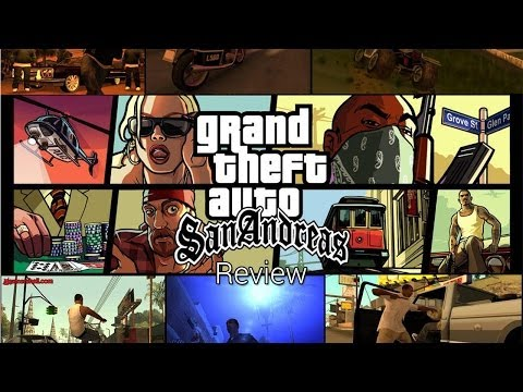 Grand Theft Auto San Andreas – Everything you need to know