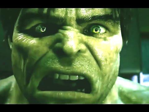 Best Transformation ( hulk, werewolf, ghost rider ) - Scene HD