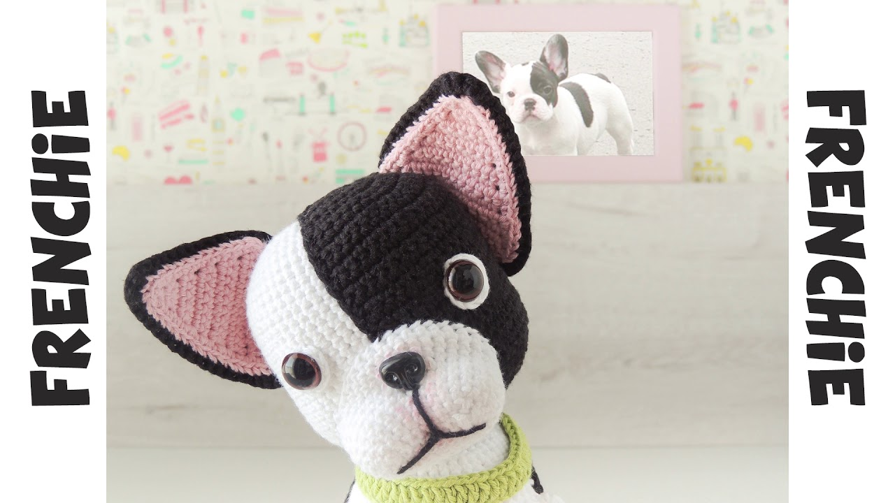 PDF Crochet Pattern, PDF French Bulldog Pattern, PDF Amigurumi Dog ... | 720x1280