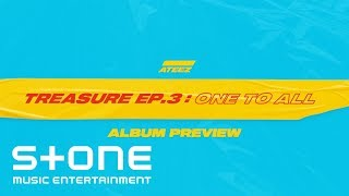 ATEEZ (에이티즈) [TREASURE EP.3 : One To All] Preview