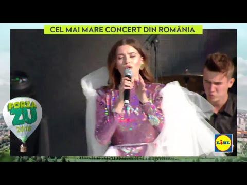 FORZA ZU 2018 live în IAȘI. Urmărește cel mai mare concert din România!