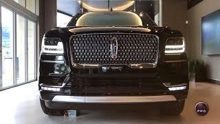 2018 Lincoln Navigator Black Label L