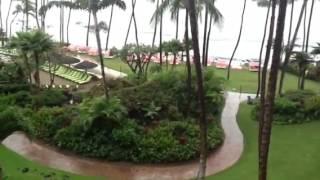 Гаваи. Первое видео после перелета )))