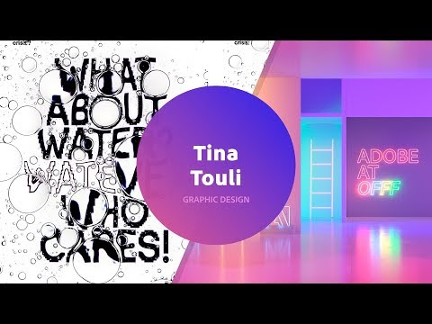 Tina Touli  - Graphic Design | Live from OFFF 2018
