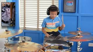 Imagine Dragons - Natural (Drum Cover) Video