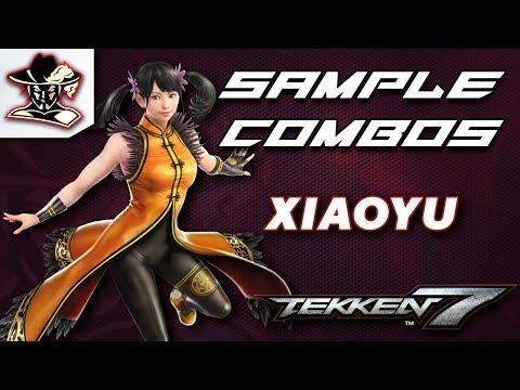 Tekken 7: Xiaoyu - Staple Combos