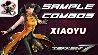 Download Video Tekken 7: Xiaoyu - Staple Combos MP3 3GP MP4