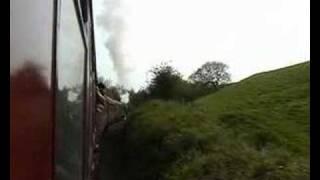 K1 First steam out of Boulby Potash Mine
