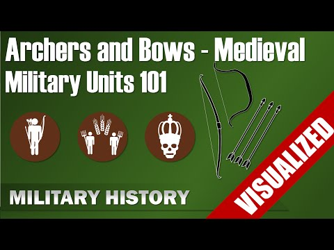 [Unit 101] Archer and Bow - Medieval