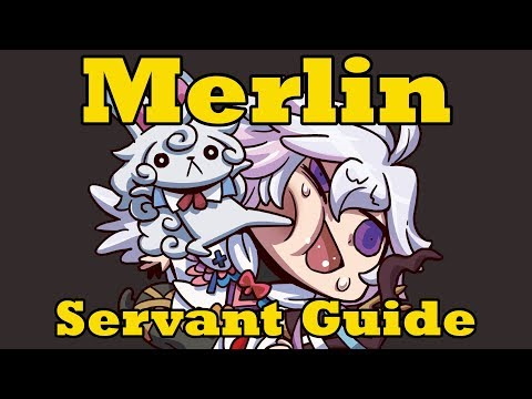 Merlin Servant Guide - FGO