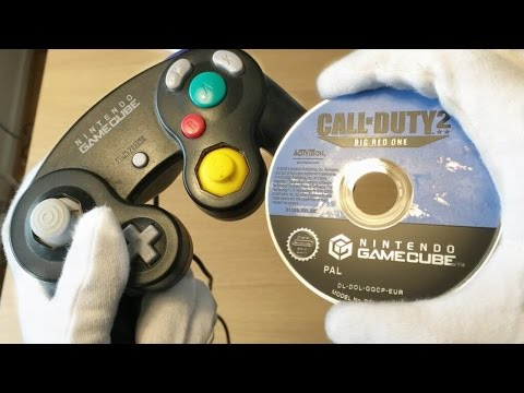 TREYARCH'S FIRST CALL OF DUTY - BIG RED ONE CoD 2 Gamecube Gameplay (2005)