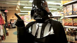 "Chad Vader Day Shift Manager ""The Return of Weird Jimmy"" S4 Ep1"