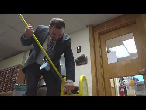 Clifton School's New Assistant Principal Started As Custodian