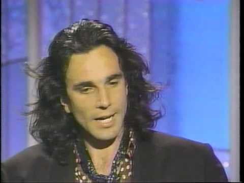 Daniel Day-Lewis - Arsenio Hall Show 1990 Part 1