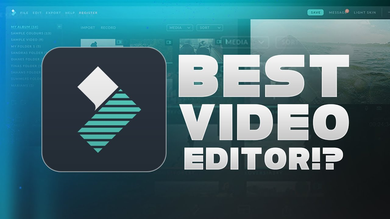 How to Edit Videos for Beginners 2018 - Best Video Editing Software