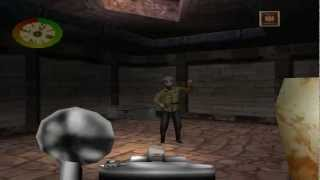 Medal of Honor Underground PSX HD Mission 2 Chapter 3 Gameplay