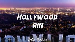 RIN - Hollywood (Lyrics)