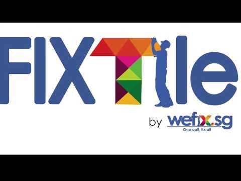 FIXTile Singapore Efflorescence Removal Prevention