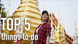 Your Chiang Mai BUCKETLIST - what are the MUST DO things?