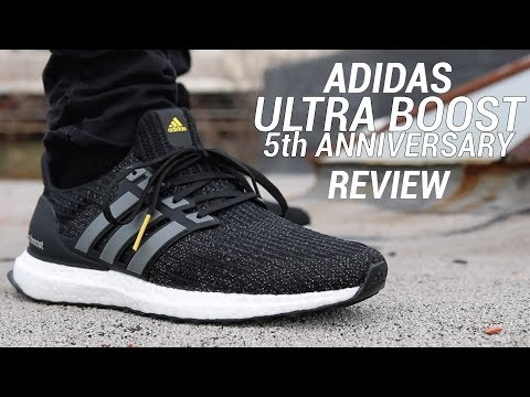 8f807ee91ea ADIDAS ULTRA BOOST 4.0 5th ANNIVERSARY REVIEW