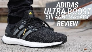 ADIDAS ULTRA BOOST 4.0 5th ANNIVERSARY REVIEW