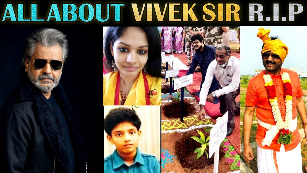 Who is Vivek? | All About Vivek Sir | A Small Tribute Video | Rakesh & Jeni