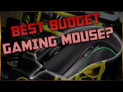 Combaterwing Gaming Mouse - BEST BUDGET GAMING MOUSE