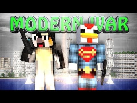 Minecraft | MODERN BATTLEFIELD WAR