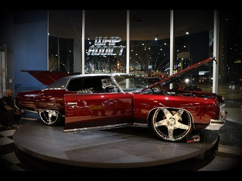 WhipAddict: First Donk on Display Inside Summit, Will's LS7 73' Caprice by Kaotic Speed
