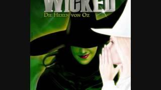Wicked - Titel 3 - Der Zauberer und ich