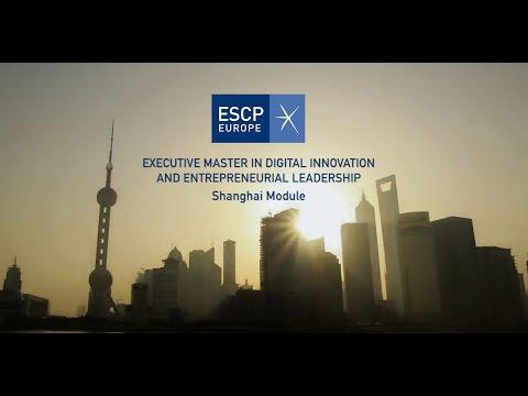 Exploring Shanghai's thriving startup scene | EMDIEL module 2
