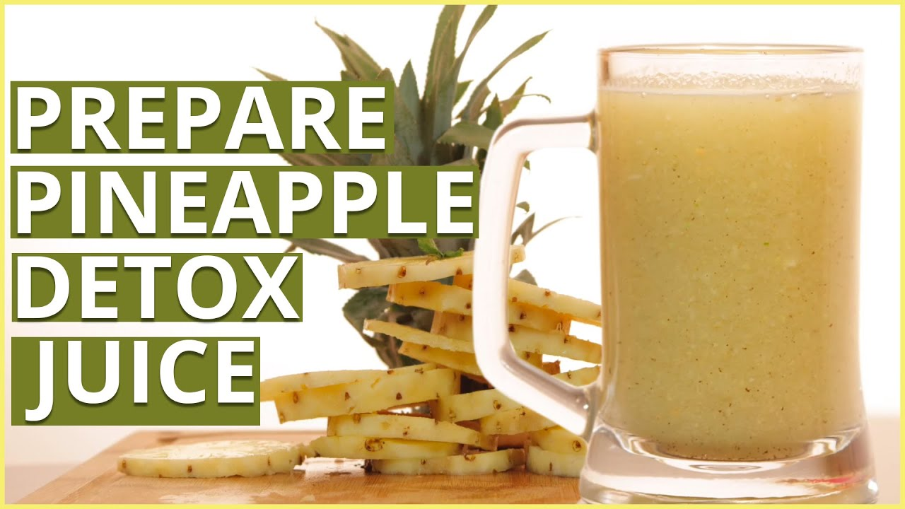 Watch How To Prepare A Pineapple video