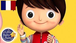 Si tu sais que t'es heureux | Comptines | Little Baby Bum en Français | Comptines Pour Bébé