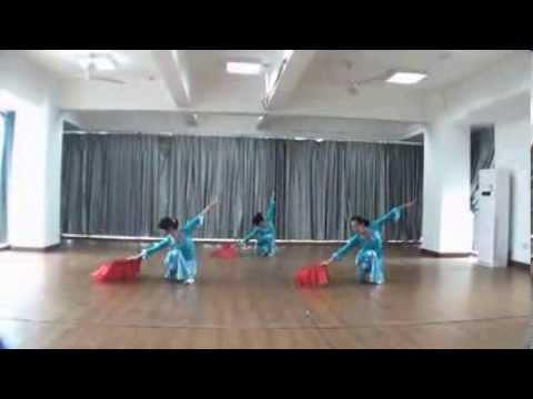 Mulan Fan 3 -木兰健身扇(3)
