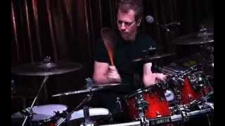 DAVE WECKL-OKAN ERSAN YAMAHA WORKSHOP