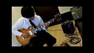 Overdrive guitar contest 9 - super moon | Phirawat Ruensang